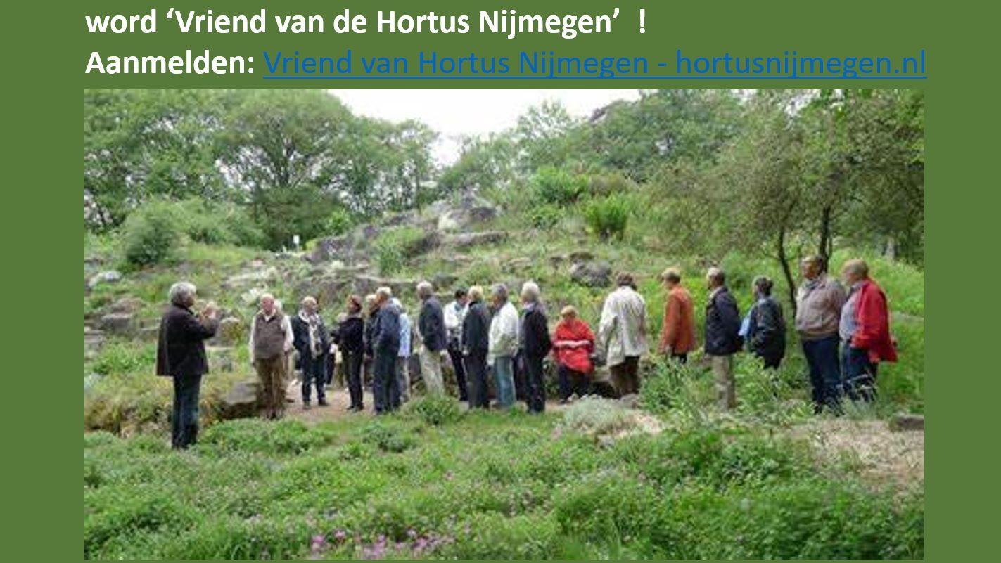 Hortus Nijmegen